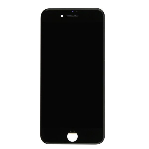 Black LCD display assembly kit for repair Apple iPhone 7 original