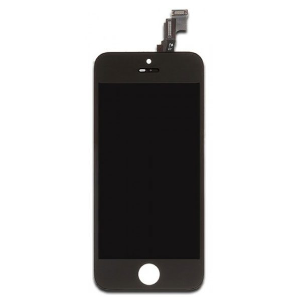 Black color Apple iPhone SE LCD screen digitizer repair kit original