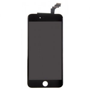 Black iPhone 6 plus touch screen replacement Apple display repair kit
