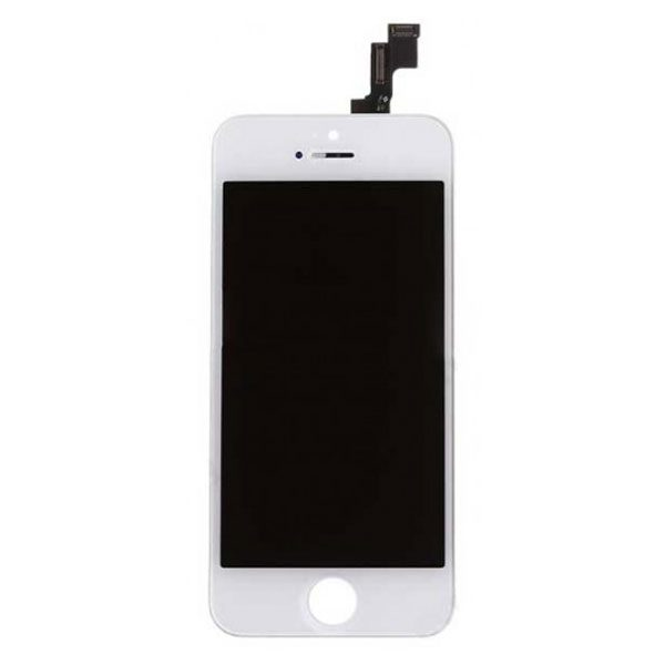 Original Apple iPhone 5s touch screen assembly replacement kit white