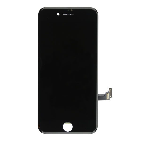 Original black replacement touch screen assembly kit for iPhone 8