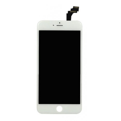 Original white iPhone 6 plus digitizer LCD screen assembly replace kit