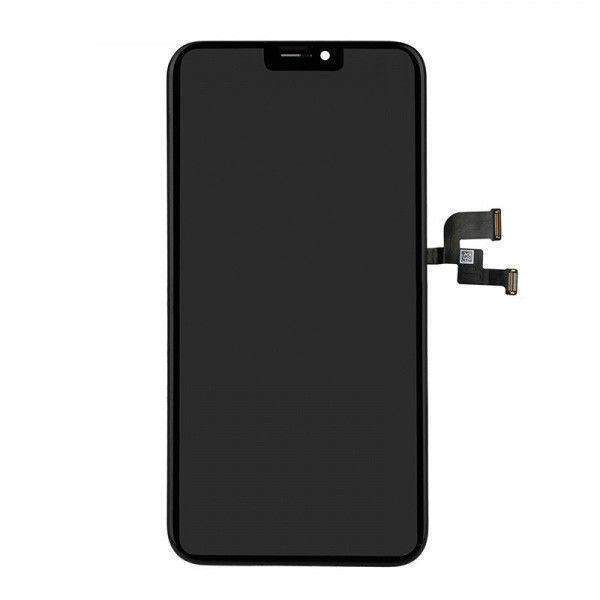 Replacement black OLED touch screen display assembly kit for iPhone X