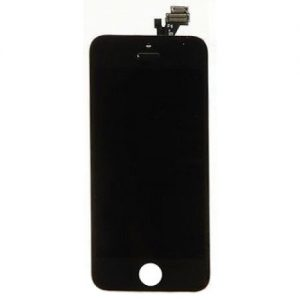 iPhone 5 vervanging zwart LCD touchscreen digitizer montageset