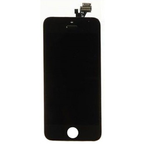 iPhone 5 replacement black LCD touch screen digitizer assembly kit